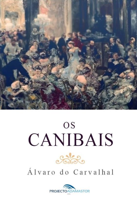 Os Canibais - Capa 2