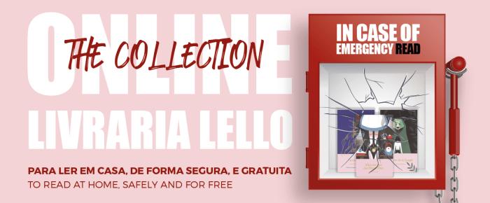 Livraria Lello disponibiliza clássicos em formato digital