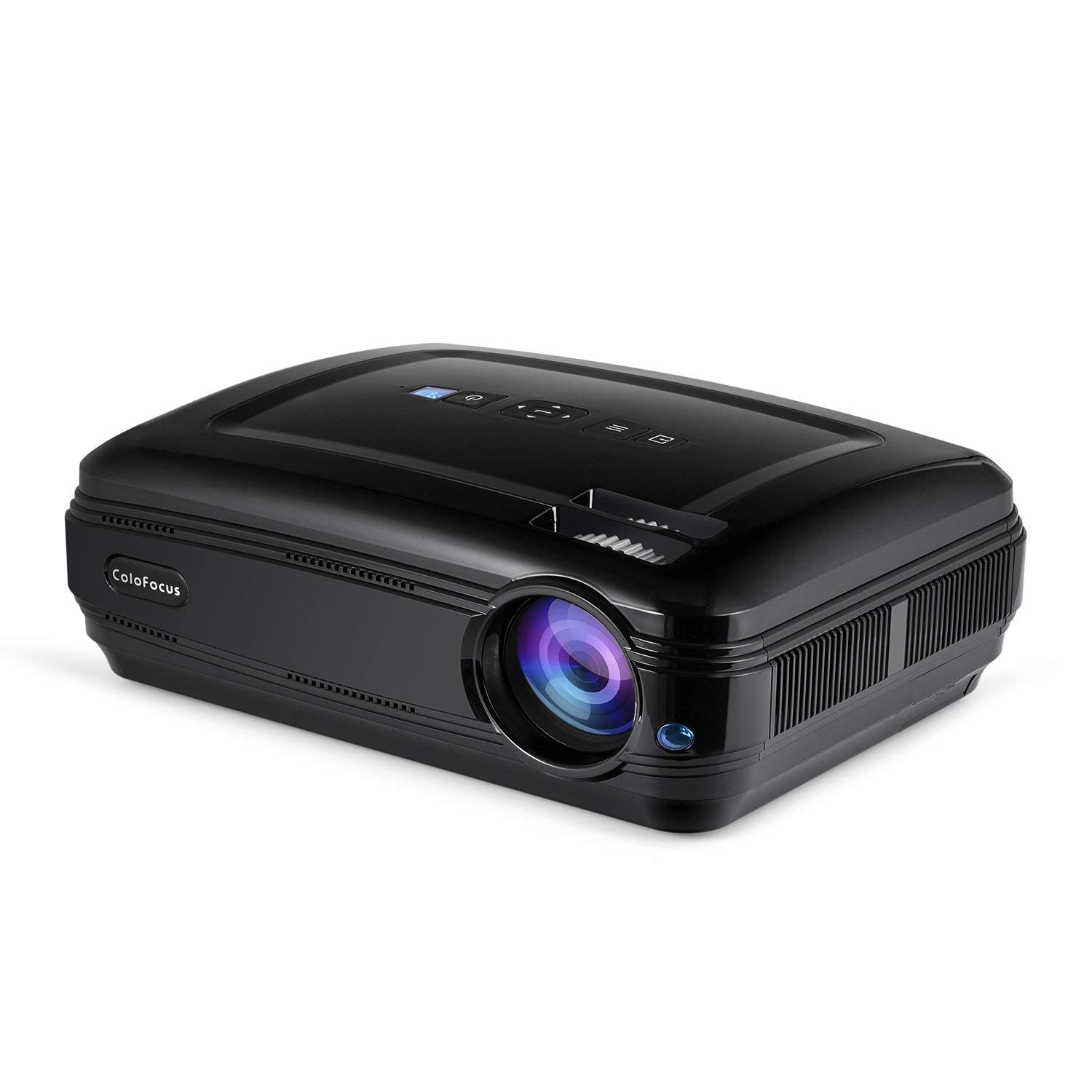 Projector, Home Video HD Projector with 1080P Supported
