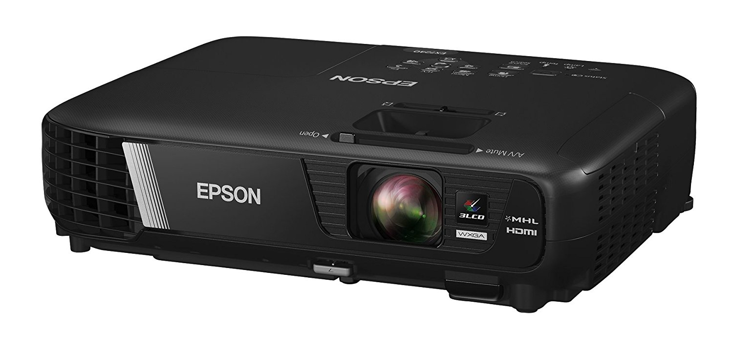 Epson EX7240 Pro projector