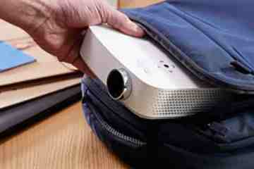 LG PF50KA full-HD LED portable projector