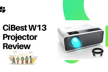 cibest w13 projector review