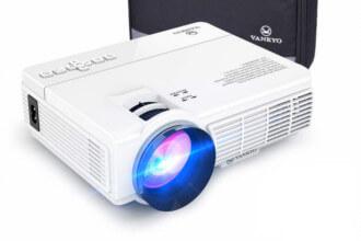 Vankyo Leisure 3 Portable Projector Featured
