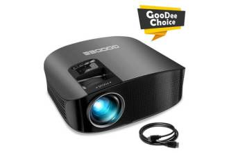 GooDee YG600 Projector Featured