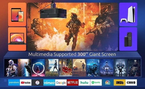 V700 Multimedia
