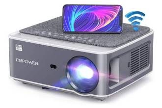 DBPower RD828 Projector Featured