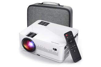 DBPower L21 Projector Featured