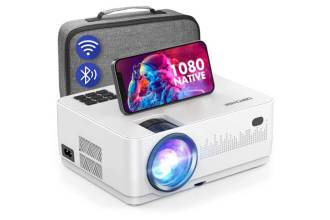 DBPower L23 Projector Featured