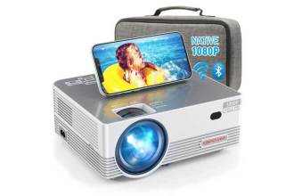 DBPower Q6 Projector Featured