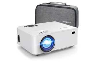 DBPower RD-820 Projector Featured