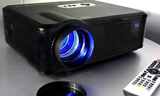 Máy chiếu video LCD LED