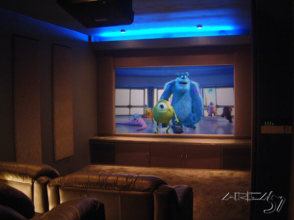Máy chiếu rạp hát tại nhà