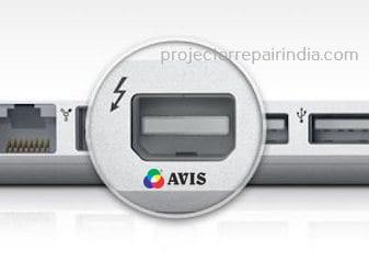 Thunderbolt Mac Video input port