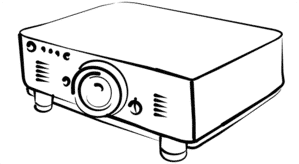 How To Make A Homemade Projector Without A Magnifying