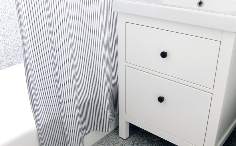 How I Installed an IKEA Bathroom Vanity  Project Palermo