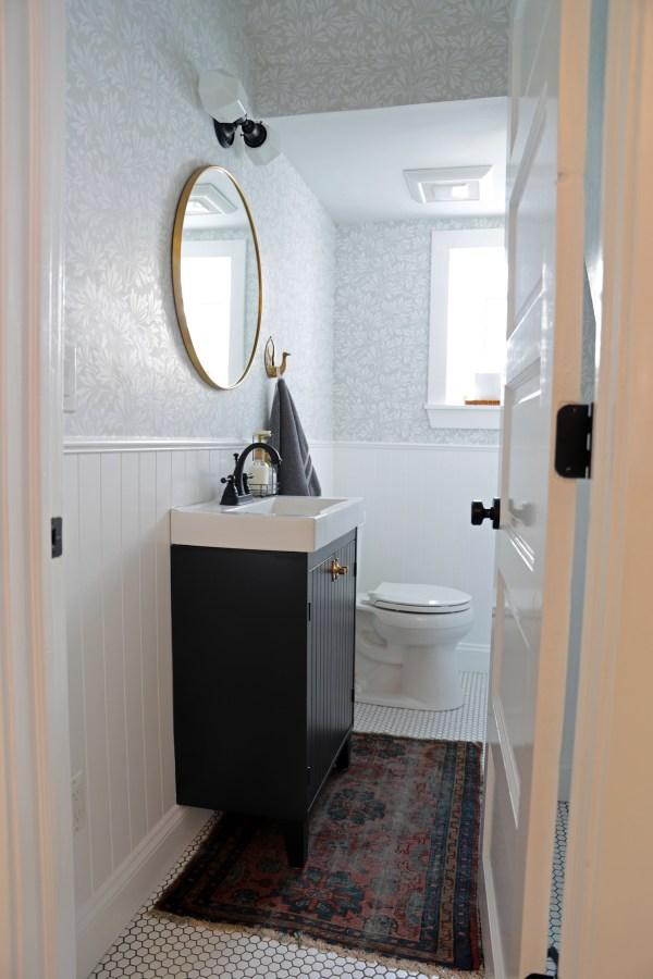 Customizing An Ikea Silveran Bathroom Vanity Project Palermo