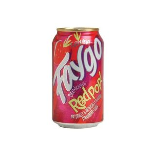 Faygo Red Pop Cans 355ml - American Drink in Germany