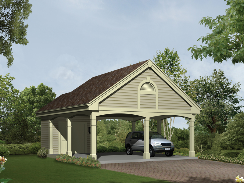 Image Result For How To Build A Carport Attached To A House