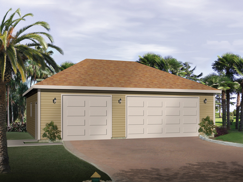 Lizette Threecar Garage Plan 059d6017  House Plans And More