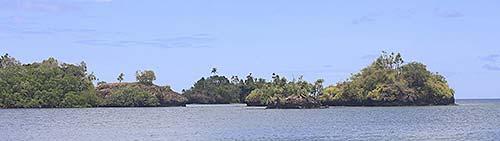 palau valcanic islands