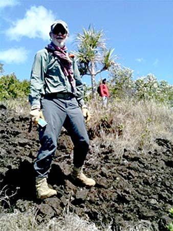 pat scannon hiking dwis island palau for bentprop