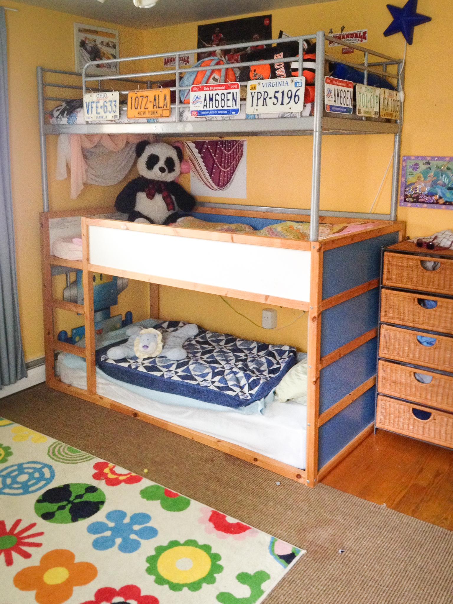 Ikea Kura Project Re Loved