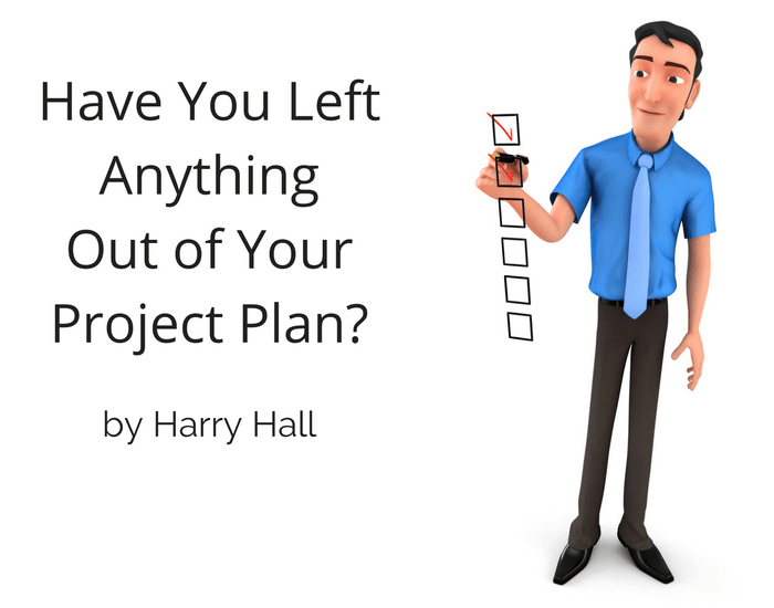 Project Plan Checklist