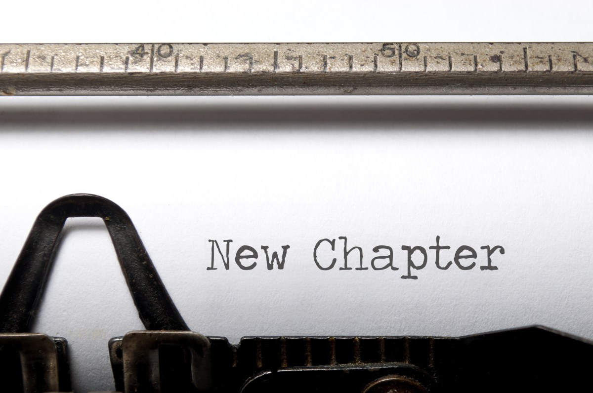 Exciting New Chapter in LIfe