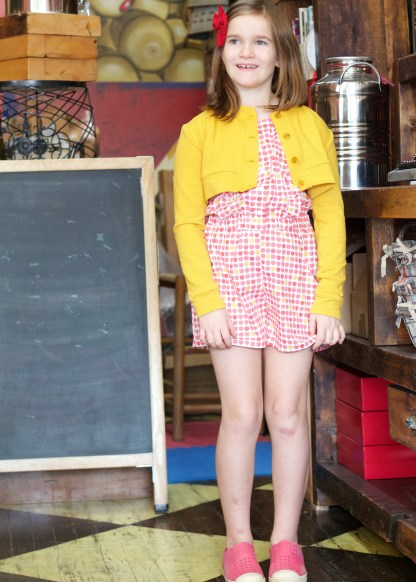 Caraway Cardigan by Delia Creates for Project Farmer's Market
