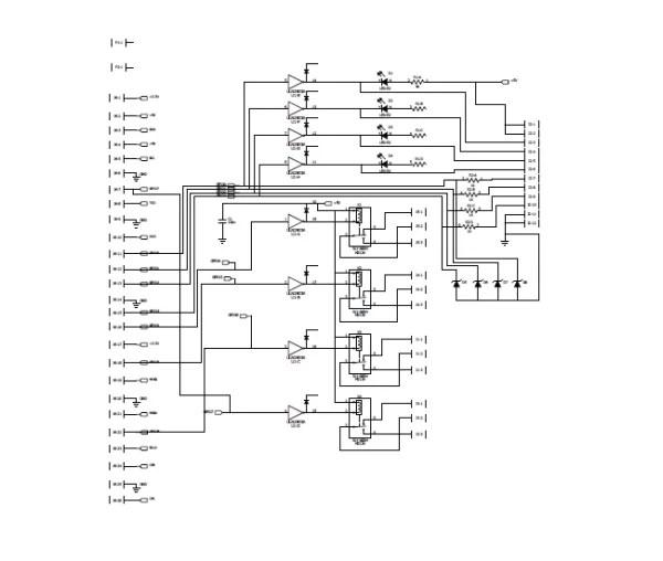 Raspberry Pi PC remote power switch control board