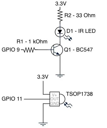 Ir Sensor Wiring Diagram. Ir. Wiring Diagram