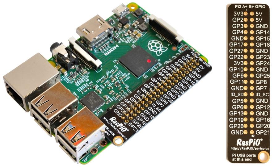 Raspberry Pi Gpio Input Wiring