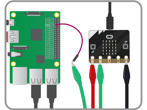 small resolution of now that you have created your trigger circuit you can boot your raspberry pi and