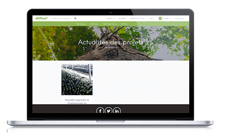 actualites projets reforestation agroforesterie