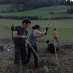 chantier participatif plantation arbres agroforesterie