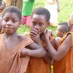 enfants Baka cameroun