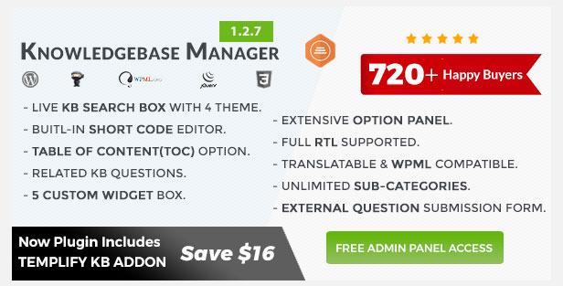 BWL Knowledge Base Manager