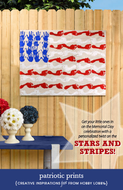 HobbyLobby Projects Patriotic Prints