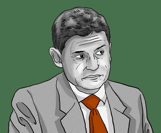 Exgobernador del Banco Central de Ecuador