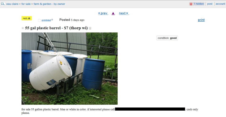 Craigslist Ontario Oregon Free