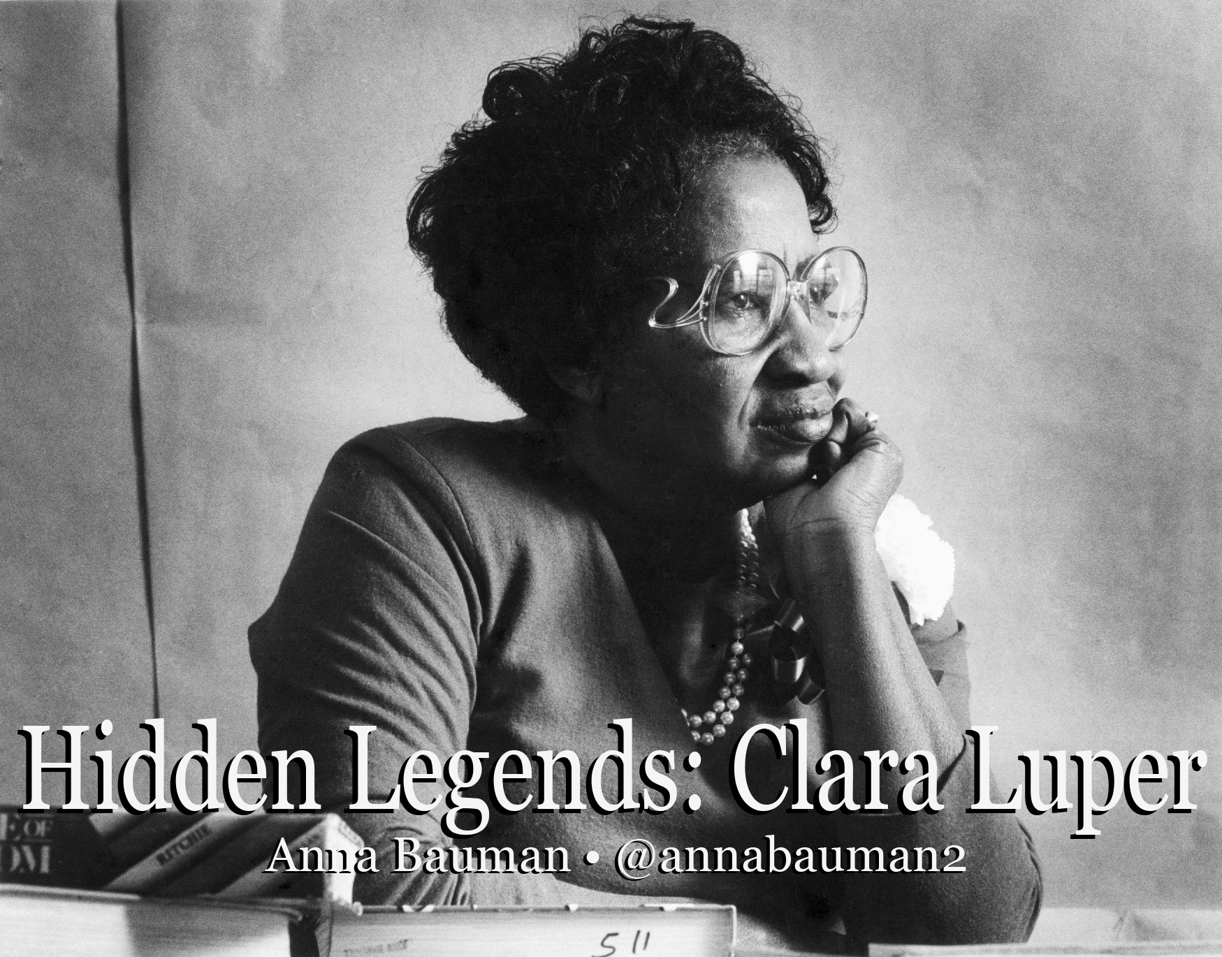Hidden Legends: Clara Luper, Oklahoma City Sit-in - OU Daily