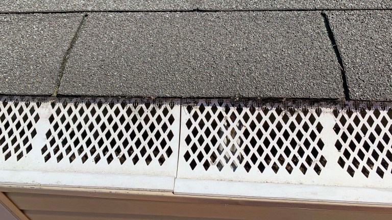 Snap-in gutter guards