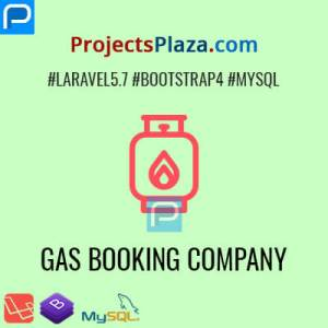 laravel-gas-booking-company-system