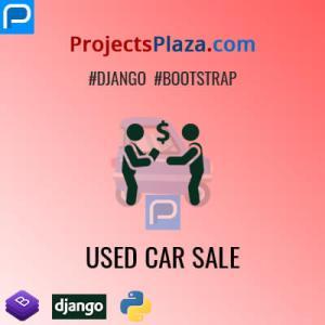 Car Sale Script in Django