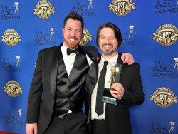 12 Monkeys DOP wins award for 'Thief'