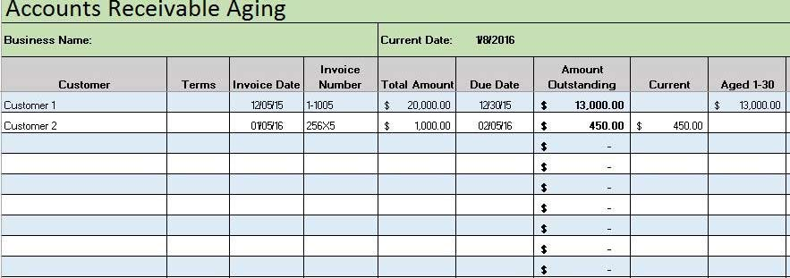 It demonstrates where the cash originating from ( invoice receipts) and where the cash goes to (money paid). 3 Bookkeeping Spreadsheet For Small Business U K