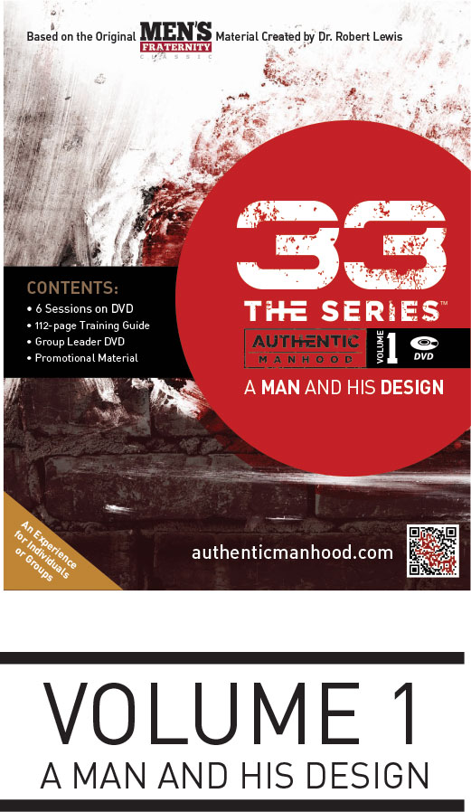 33 The Series – Volume 1 – A Man & His Design