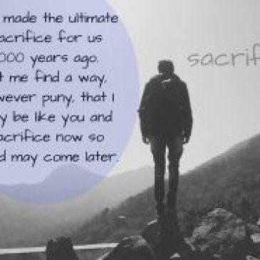 Sacrifice Pt. 3