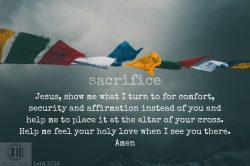 Sacrifice Pt. 1