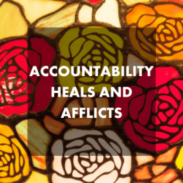 Lifeline of Accountability Heals and Afflicts